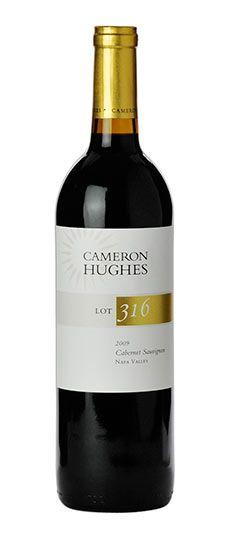 "2009 Cameron Hughes ""Lot #316"" Napa Cabernet Sauvignon #vinosmaximum vino vinho wine"