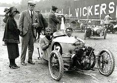 Morgan Motor Company race
