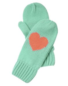 Heart Mittens at Crazy 8