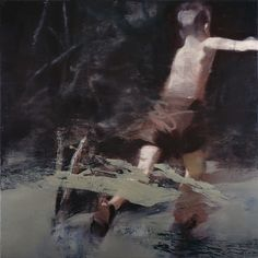Lars Elling Lars Elling narrates the deterioration of memory and perception. As both a playwright and artist, Elling is almost obligated to tell a story through his paintings