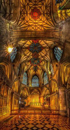 Tewkesbury Abbey, England