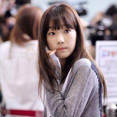 140706 Taeyeon - Gimpo airport