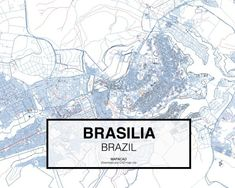 Mapas CAD das maiores cidades do Brasil, Portugal e do mundo