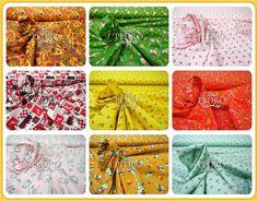Nuevos estampados en tejidos de patchwork, 100% algodón. Ya la venta en nuestra tienda y web.