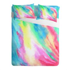 Rosie Brown Rainbow Connection Sheet Set   DENY Designs Home Accessories