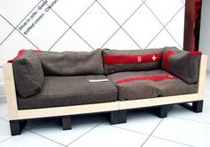 Swiss Army Couch