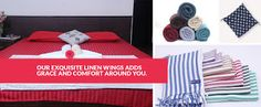 00% cotton bed linen, Bed spreads, Pillow cases, shams Duvets, Qualied Bed spreads, cushions, Towels, Protectors, Decorative pillow cases, shams,Bed skirts, Valances, Throws, Soft cotton Blankets, Hotel Bed linen products, Hospital linen products& other Home Textile products.    contact: jennytranus@gmail.com