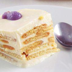 Aprende a preparar pastel de limón fácil con esta rica y fácil receta.  En esta receta de RecetasGratis.net aprenderás a elaborar un pastel de limón, también conocid...