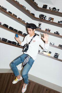 Kim Min Gyu, Mingyu, My Children, My Boyfriend, Ulzzang, Korean, Model, Produce 101, Jellyfish