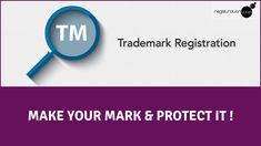Do you want to make your mark in business? Do you also want to protect that mark? The answer to both of them lies in trademark registration! Brand Names And Logos, Trademark Application, Trademark Registration, Apply Online, Make Your Mark, The Help, How To Apply, Business, Store