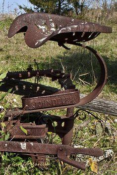 Vintage John Deere Tractor Seat by Gerald Marella faabest