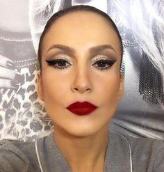claudia-leitte-maquiagem-carnaval-01 Dicas De Maquiagem, Maquiagem Para  Noivas 9026e0e2a2
