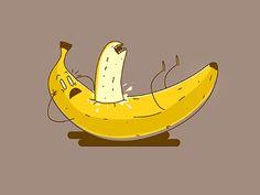 Bananalien  by Fernando Telles