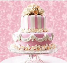 Lovely cake for mom for her day!