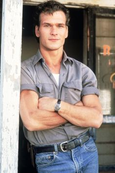 Patrick Swayze as Darry Curtis in The Outsiders