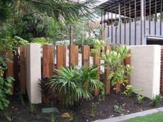 3 Stunning Useful Ideas: Wooden Fence Sealer Pool Fence Ideas Nz.Garden Fence Ideas To Keep Dogs Out Front Yard Fence Designs. Fence Landscaping, Backyard Fences, Garden Fencing, Garden Paths, Landscaping Contractors, Pool Fence, Landscaping Software, Brick Fence, Concrete Fence