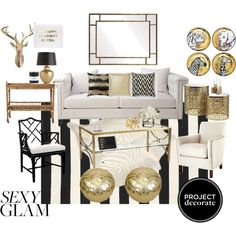 """""""Home of Malone's Sexy Glam Entry"""" 