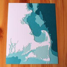 Massachusetts Coastle Aqua now featured on Fab.