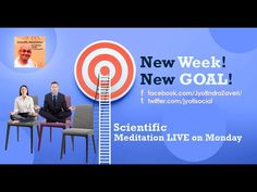 Scientific Monday Meditation LIVE training session. You can watch the LIVE streaming from anywhere on any device. Your Comment about this video will be appreciated. Achieving Goals, Meditation Techniques, New Week, Training, Watch, Live, Board, Reaching Goals, Clock