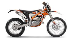 KTM Freeride 250 R 2014: THE LIVELY ONE