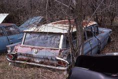 1959 Pontiac Laurentian Wagon