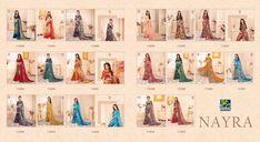 Brand -#Vishal . Catlog Name - #NYRA. Series-11286 to 11303  For Inquiry and Order : WhatsApp on +917878817191 or visit www.thestyle.in/  #Sarees #WholeSale Sarees #Saree Manufacturers#Heavy Lace Border Sarees #Digital Printed Sarees #CottonSilk Sarees #PureSilk Sarees #Tussar Silk Sarees #Kanjivaram Sarees #Weightless Sarees #Georgette Sarees #Shaded Print Sarees #Faux Georgette Sarees #Bridal Sarees #Wedding Wear Sarees #Supplier from Surat #The Style #The #Style