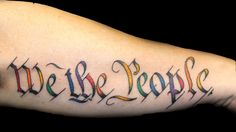 <b>Whatever you ink, wear it proudly.</b>