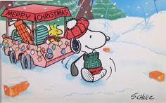 Peanuts Cartoon, Peanuts Snoopy, Peanuts Comics, Peanuts Christmas, Merry Christmas, Charlie Brown And Snoopy, Snoopy And Woodstock, Christmas Wallpaper, Christmas Pictures