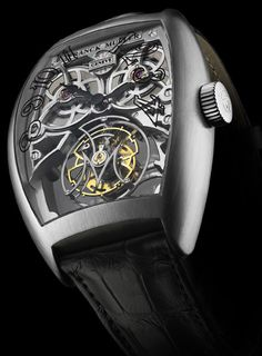 Looking at my FRANCK MULLER  Giga Tourbillon it's about that time......yyyeeeeaaahhh(Jeezy Voice)