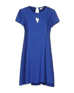 AXARA PARIS Women's Short dress Bright blue 8 US