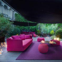 Nido - Paola Lenti | Exterior / Outdoor | Pinterest | Prodotti Di ... Cabanne Gartenpavillon Paola Lenti Bestetti Associati