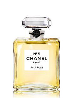 A little #vintage - #CHANEL N°5 Parfum Bottle