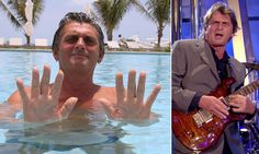 He returned to London to play his part in the celebrated Opening Ceremony, but Mike Oldfield, pictured in the Bahamas where he lives with his family, said he doubts he will live in Britain again. New Music, Good Music, Dizzee Rascal, Tubular Bells, Single Parent Families, Mike Oldfield, Olympics Opening Ceremony, Labour Party, The Exorcist