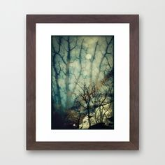 As Nature comes Framed Art Print