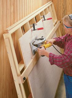 Panel Cutting Guide | Woodworking Project | Woodsmith Plans