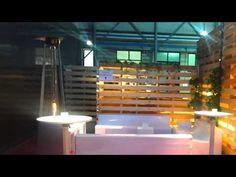 Rental Noleggio Stufe a GasPropano per Eventi - YouTube