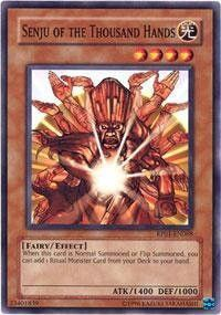 Yu-Gi-Oh! - Senju of the Thousand Hands (RP01-EN068) - Retro Pack 1 - Unlimited Edition - Common