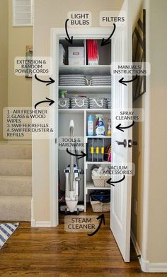 Design Ideas for your Laundry Room Organization (55)