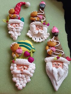 1 million+ Stunning Free Images to Use Anywhere Polymer Clay Ornaments, Fimo Clay, Polymer Clay Charms, Polymer Clay Projects, Polymer Clay Creations, Polymer Clay Art, Clay Crafts, Polymer Clay Jewelry, Diy Fimo