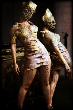 Nurses from Silent Hill  ♥