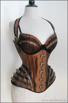Royalblack- with matching bra