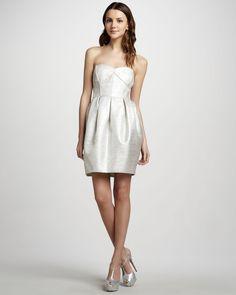 http://ncrni.com/shoshanna-strapless-jacquard-dress-p-2405.html