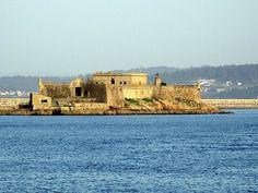 Castillo San Anton-a coruña
