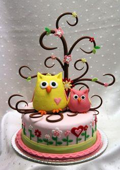 baglyos torta - Google Search