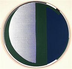 Mirror - Roy Lichtenstein
