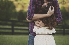 cute picture idea for those with a major height difference.....most likely going to be me