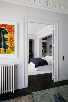 I wish I was revisiting Paris in person but I'm only revisiting the architecture online. While I don't love everything about this apartment in the 9th arrondissement by Double G, I do love the boiseries, herringbone floors, and fireplaces, especially the one in the bathroom. But when I was living in Paris, I heard that […]