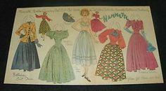 11-16-47 Nannette paper doll / eBay