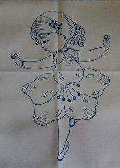 Resultado de imagem para panos de prato com bonecas de vestido de tecido moldes Easy Disney Drawings, Art Drawings For Kids, Pencil Art Drawings, Drawing For Kids, Quilling Patterns, Quilling Designs, Doll Patterns, Quilt Patterns, Painting Patterns