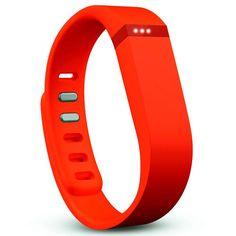 Fitbit Flex Controlan las calorías, la distancia, las horas de sueño y su calidad